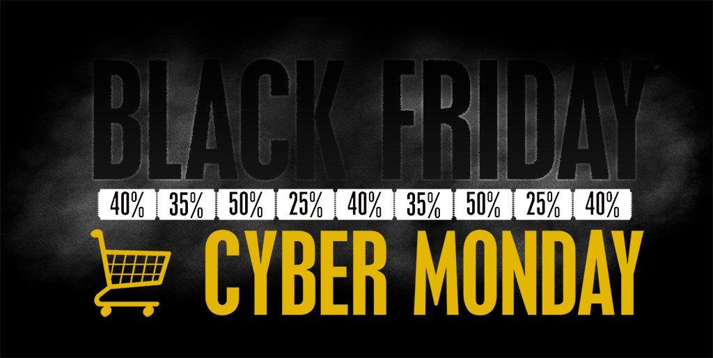Black Friday & Cyber Monday Photo: Vanderelbe.de