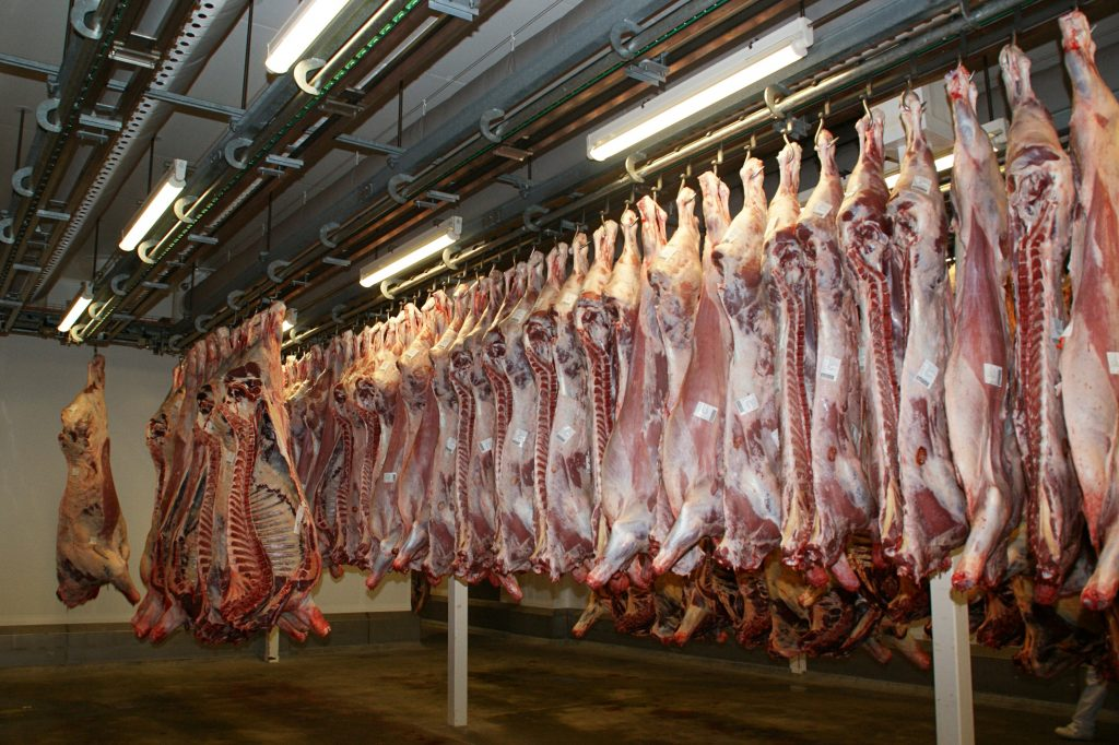 Meat processing facility Photo: Pxhere