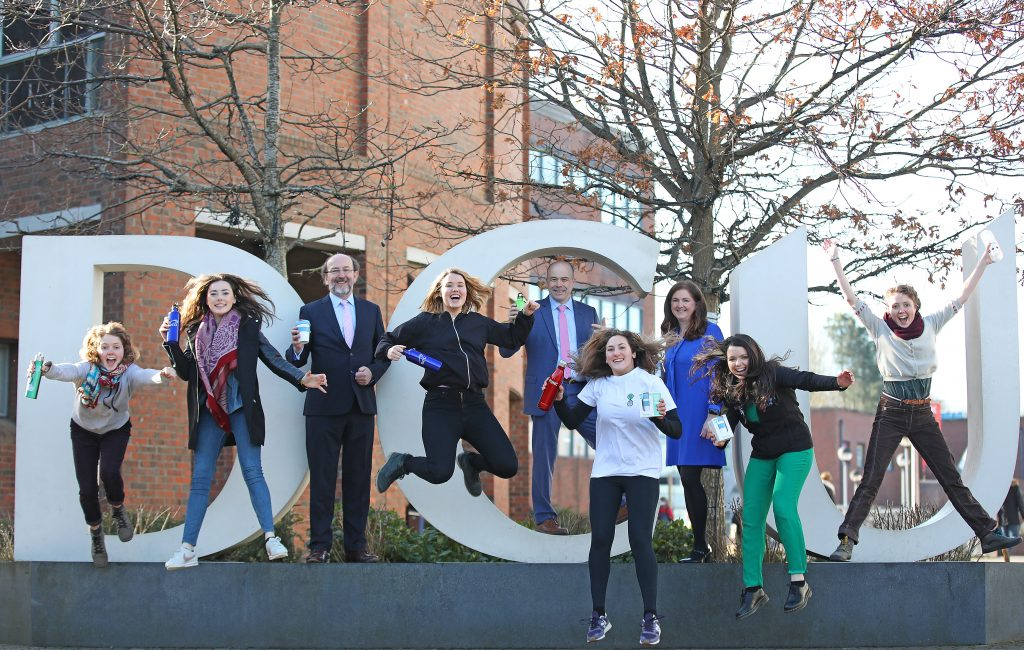 Dublin City University to become 'plastic-free' by 2020 Photo: JULIEN BEHAL PHOTOGRAPHY