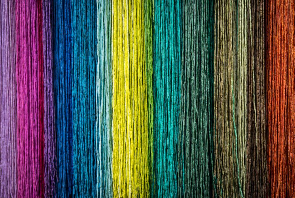 Clothing fibres Photo: TuendeBede
