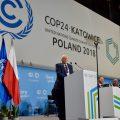 Sir David Attenborough COP24 Photo: UNFCCC