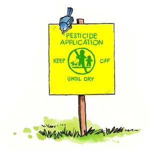 pesticideappsign