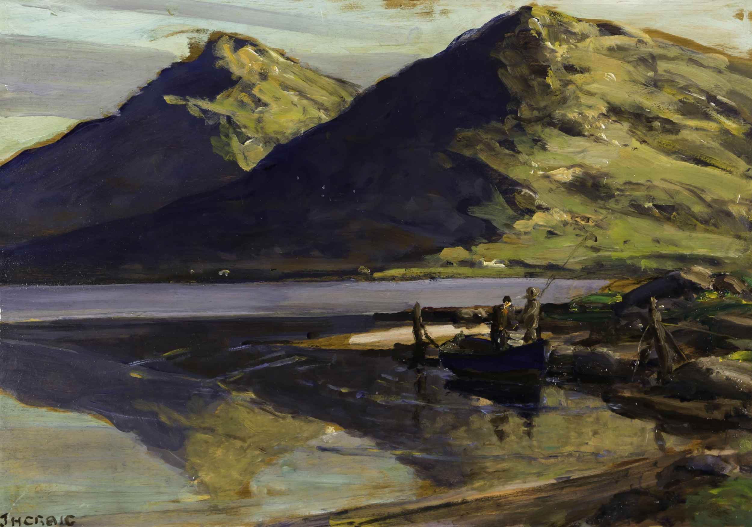 A gallery of paintings that capture the beauty of Irish