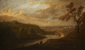 Garvey, Edmund; A View of Kilkenny; National Museums Northern Ireland; http://www.artuk.org/artworks/a-view-of-kilkenny-122040