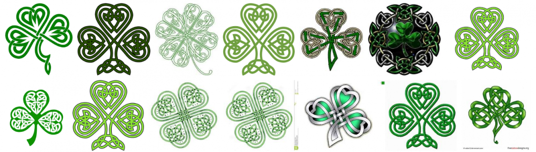 The History Of The Shamrock From Saint Patrick To Campion S