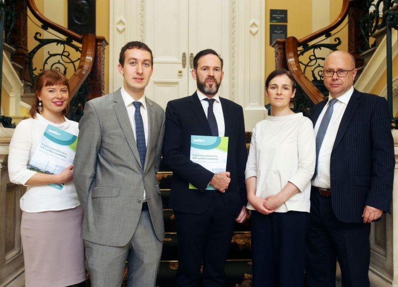 launch of IMPACT report just transition