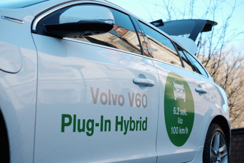 All New Volvo Cars To Be Electric Or Hybrid From Green News
