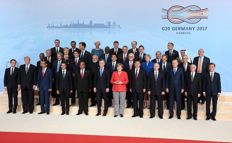 g20 trump paris agreement
