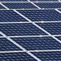 Solar panels Photo: US Navy