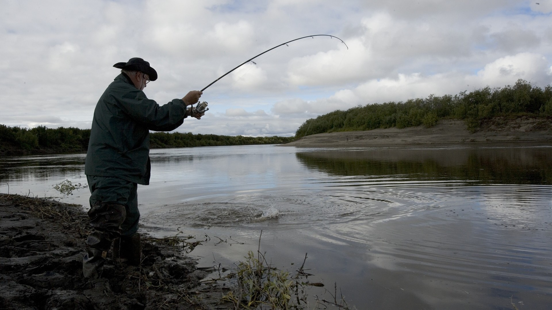 Inland fisheries ireland make new 2m funding call for Alaska fishing jobs application