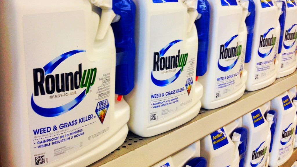 RoundUp Monsanto Photo: Mike Mozart