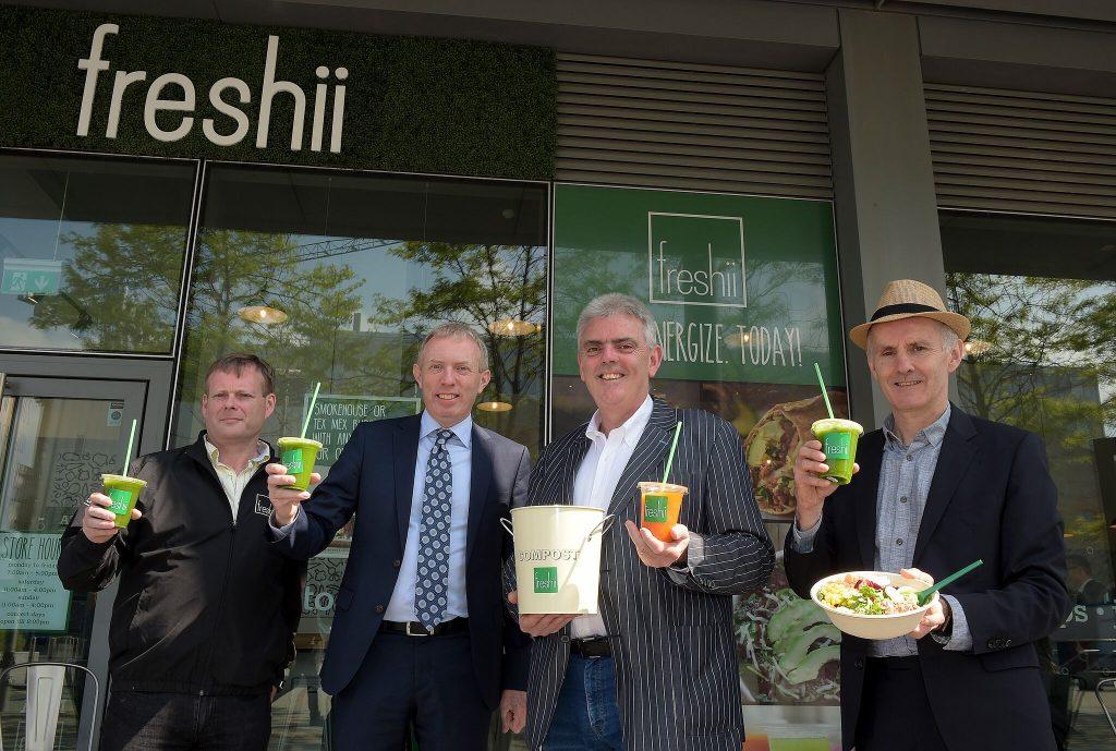 Freshii Mission Green launch Photo: Freshii