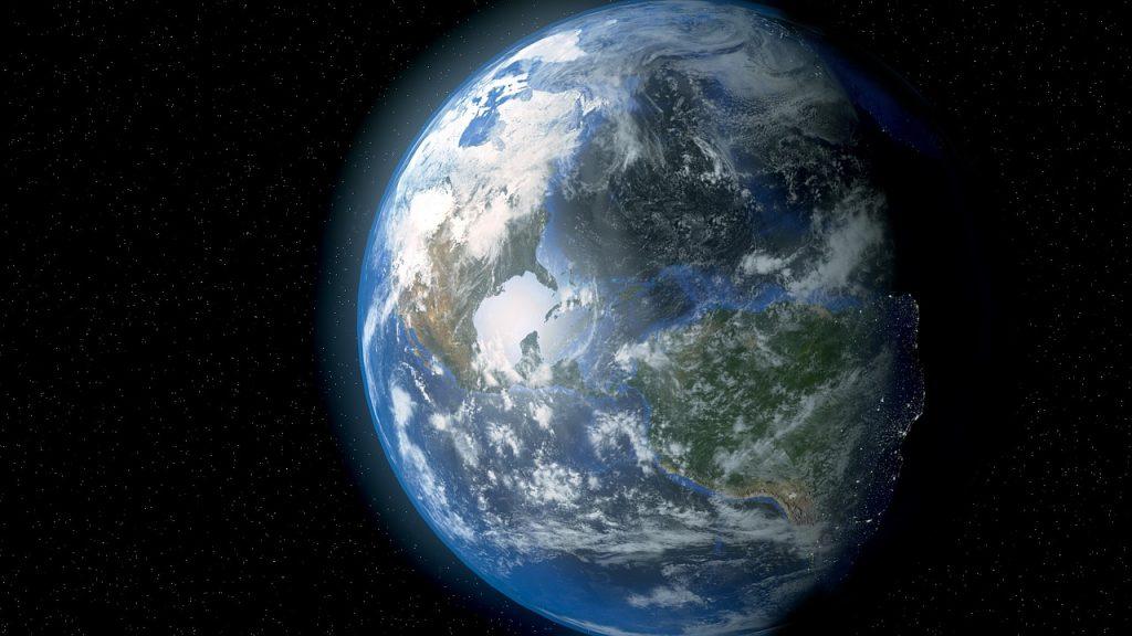 Earth Photo: Noah Haggerty / Pixabay