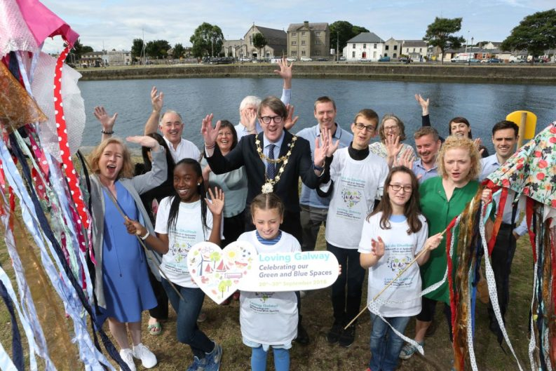 'Loving Galway' sustainability festival Photo: Local Enterprise Office Galway