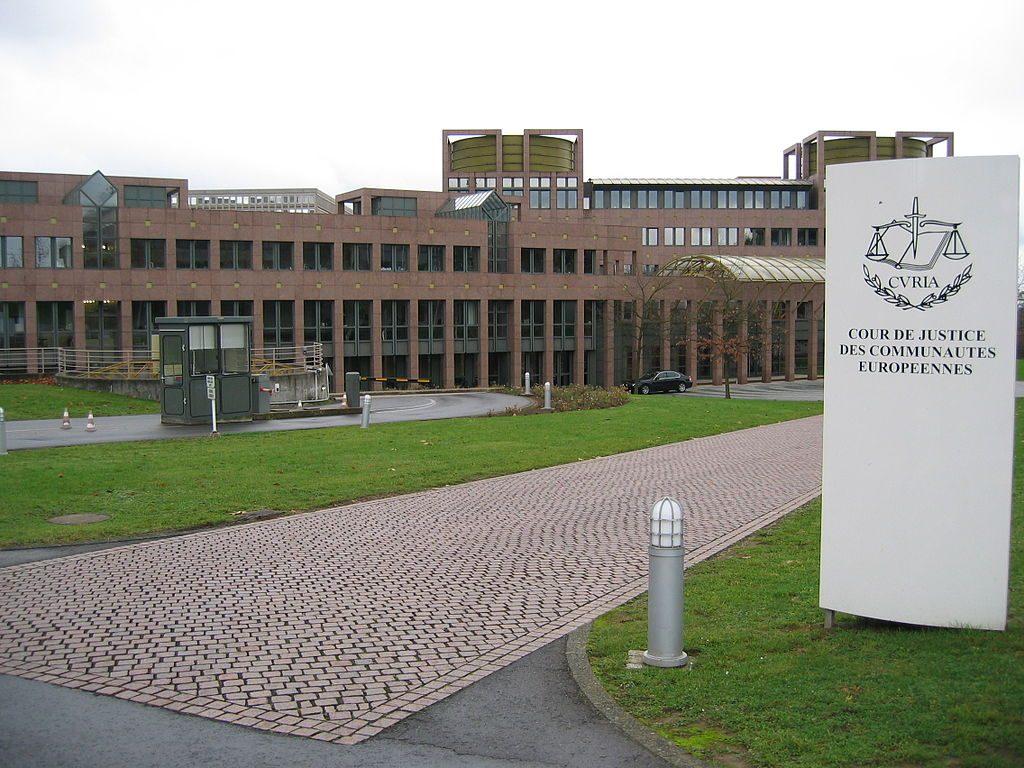 European Court of Justice   Photo: Cédric Puisney