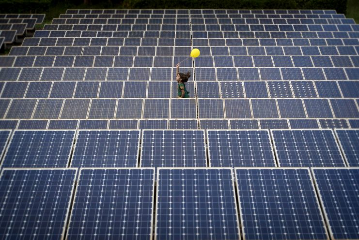 Solar search engine to bring renewable energy to rural India