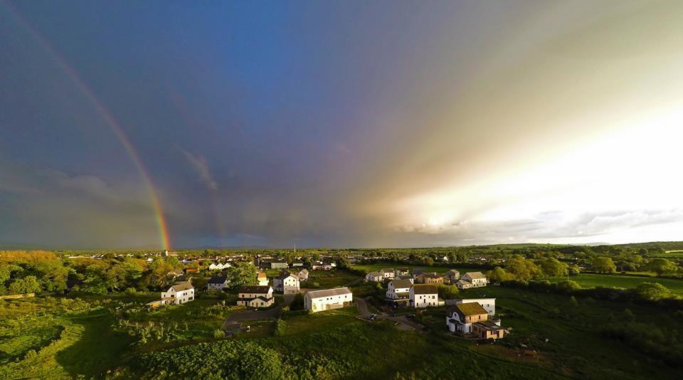 Cloughjordan Eco-village Photo: Eoin Campbell / JustMultiMedia