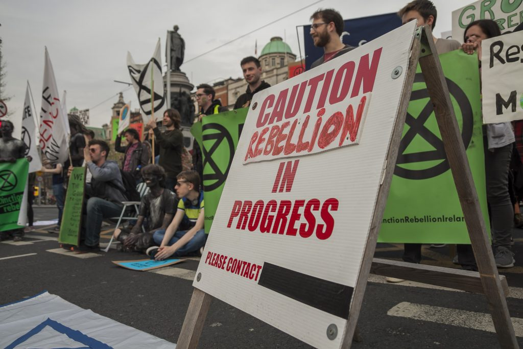 Irish parliament declares climate emergency