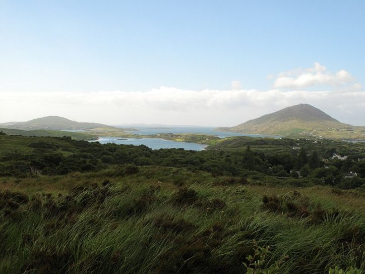 Connemara National Park Photo: Sabine Holzmann