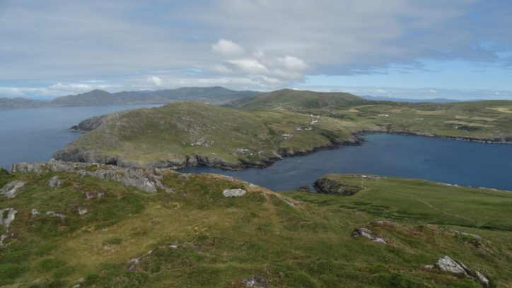 view towards Dursey Sound from Knockaree Photo: Colin Park