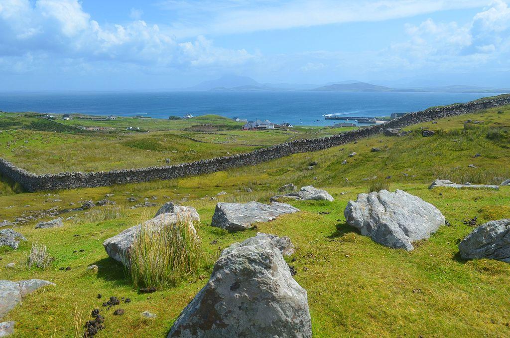 Clare Island Photo: Bruno Barral
