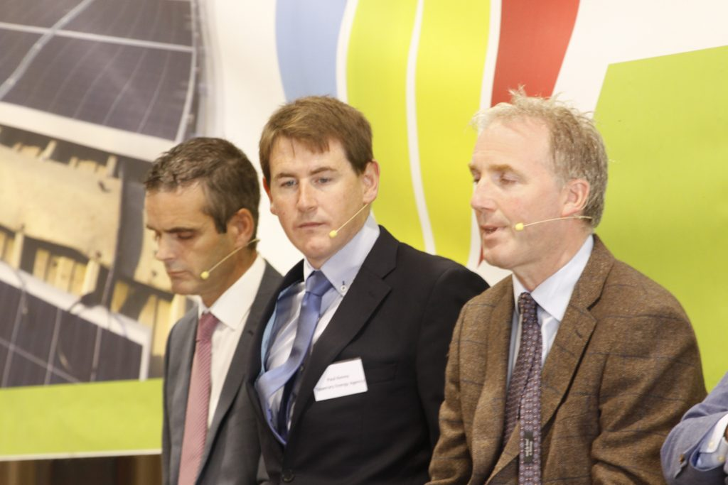 Paul kenny (c) at Energy in Agriculture conference 2017 Photo: Niall Sargent